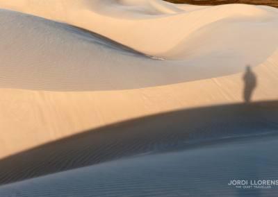 Mi sombra en los lençois maranhenses, Maranhao
