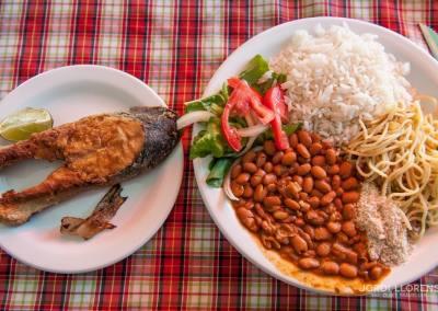 Gastronomía del noreste de Brasil