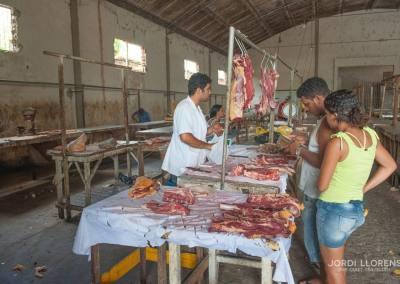 Mercado de la carne,  Penedo,  Alagoas