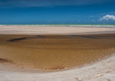 Playa Lagoa do Pau, Coruripe, Alagoas