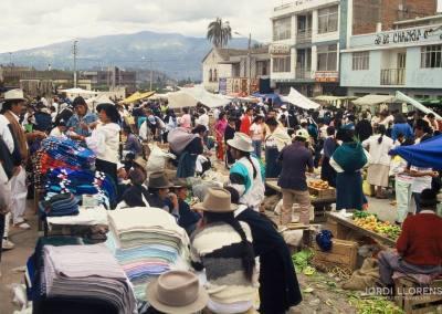 Mercado, Otavalo