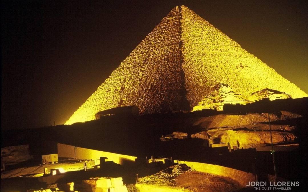 Egipto, el primer viaje con agencia