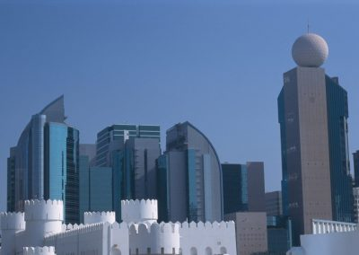 Fuerte, Abu Dhabi