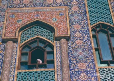 Mezquita iraní en Bur Dubai, Dubai