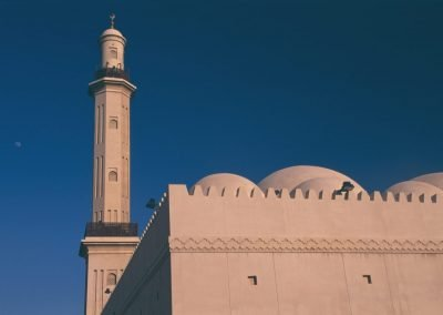 La Gran Mezquita en Bur Dubai, Dubai