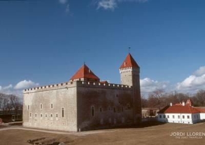 Fortaleza Kuressaare, Isla Saaremaa