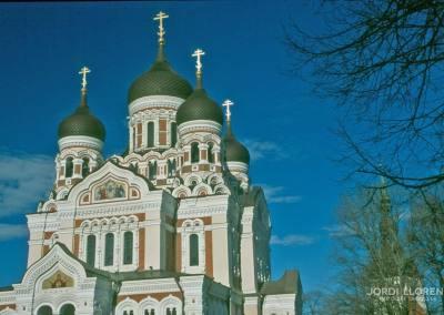 Iglesia ortodoxa Alexander Neuski, Tallin