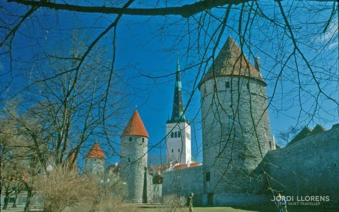 Estonia, el primer país del Báltico