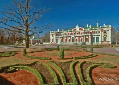Palacio del Presidente, Parque Kadrionu, Tallin