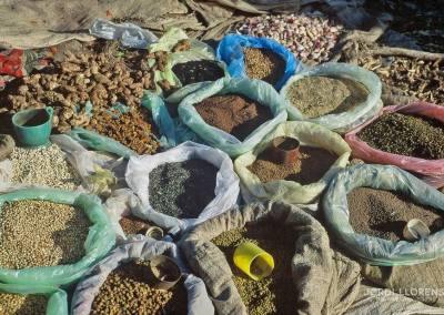 Semillas, mercado de Bahir Dar
