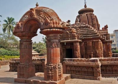 Templo Mukteshwar, Bhuvaneswar