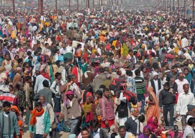 En 44 días pasan 100 millones de peregrinos de todas las castas, clases sociales, doctrinas y sectas