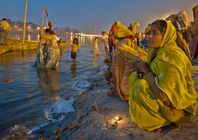 Kumbh Mela, the largest religious concentration on Earth