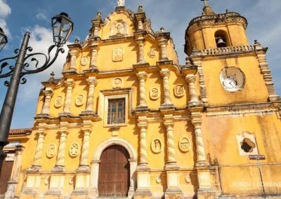 Iglesia La Recolección, León