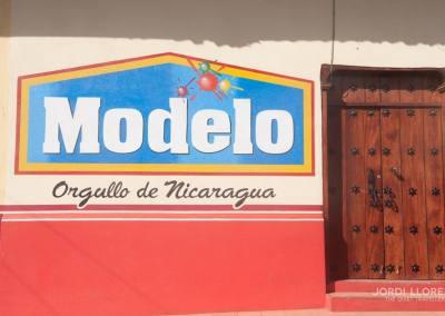 Publicidad en la calle, León