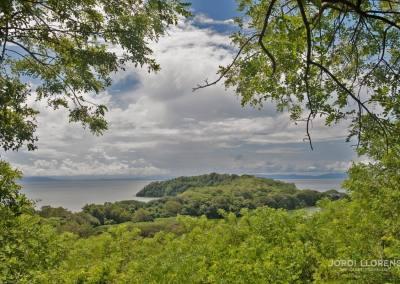 Vistas del lago Cocibolca, Isla Ometepe