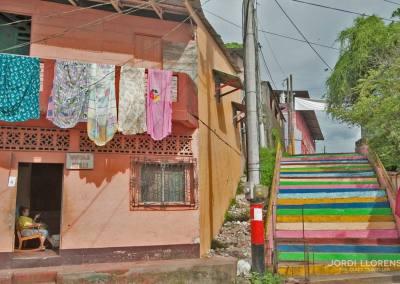Esquina de colores, San Carlos