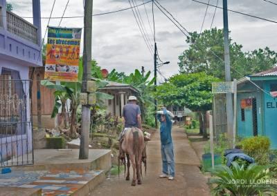Paseando por las calles de El Castillo, Río San Juan