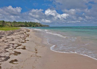 Playa, La Islita (Little Corn), Islas del Maíz (Corn islands)