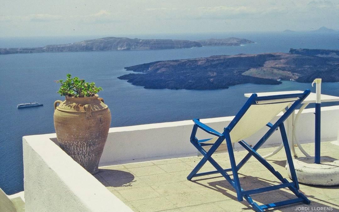 Grecia, mi primer contacto con las islas