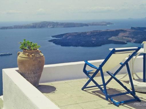 Grècia, el meu primer contacte amb les illes