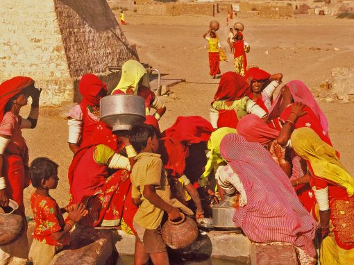 India, mi primer viaje