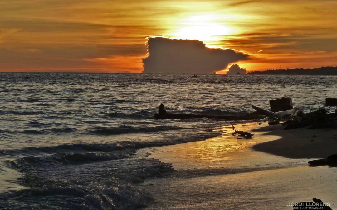 Isla de Biak, en estado puro